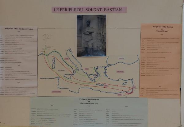 Expositions d'Allex, Publique, Guerre de 1914-1918, Panneaux(2)