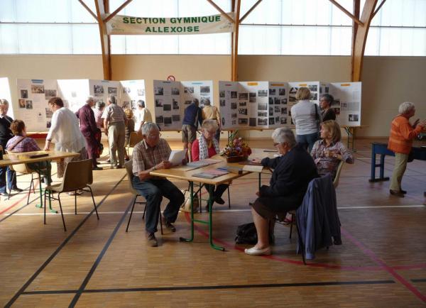 Presse, Mémoires d'Allex, Exposition Allex et ses écoles, 2012 (12)