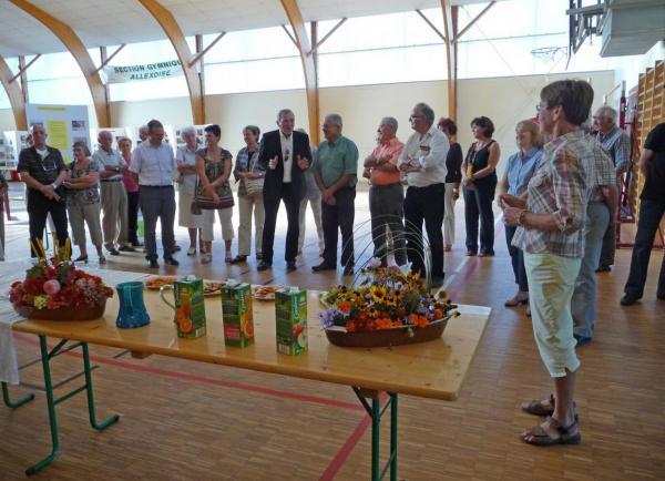 Presse, Mémoires d'Allex, Exposition Allex et ses écoles, 2012
