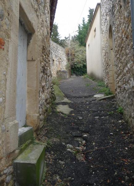 Vues d'Allex, Village, montée du vieux puits (3)