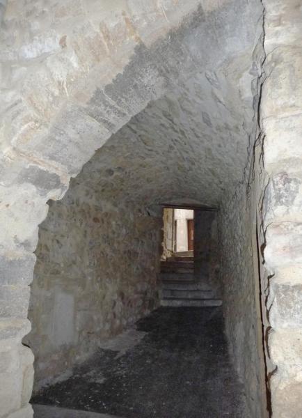 Vues d'Allex, Village, Passage de L'Androne (2)