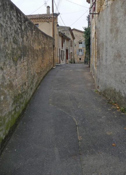 Vues d'Allex, Village, rue du Centre (3)