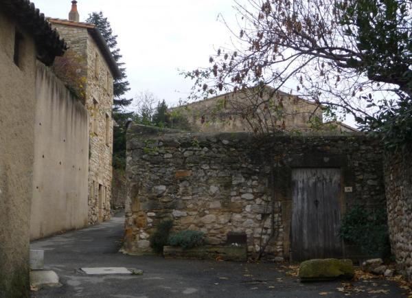 Vues d'Allex, Village, rue du Tuilier (3)