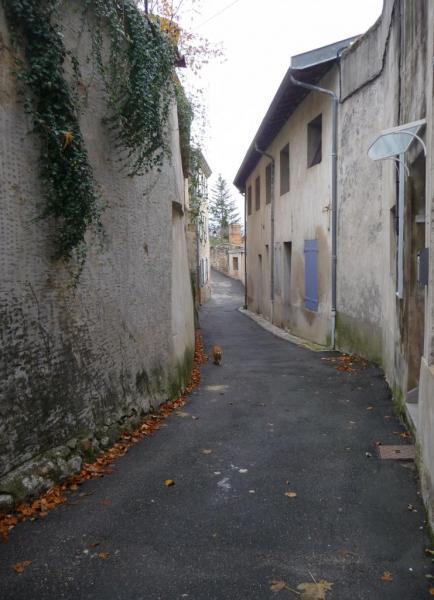 Vues d'Allex, Village, rue du Tuilier (4)