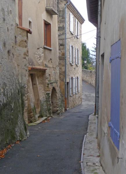Vues d'Allex, Village, rue du Tuilier (5)