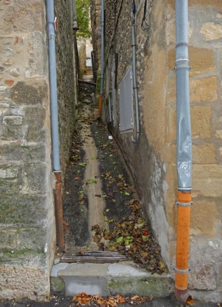 Vues d'Allex, Village, ruelles du village (1)