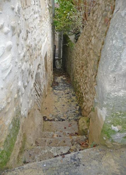 Vues d'Allex, Village, ruelles du village (3)